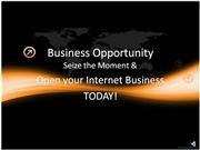 Business Opportunity Female Voice