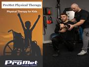 What does a Physical Therapist at ProMet do for Kids
