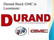 Search New GMC and Buick Vehicles in  Leominster