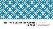 best web designing course in pune