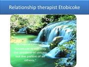 Relationship therapist bloor west toronto