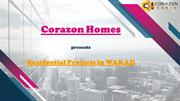 residential properties Apartments flats in Wakad