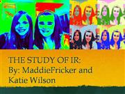 Katie W. and Maddie F. Spanish Project