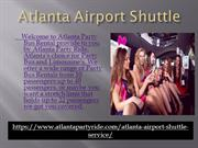 Limo Rental Service Atlanta-Atlanta-Party-Ride