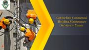 Get the best Commercial Building Maintenance Services in Yemen