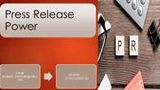 Effective Press Release Distribution Service In usa