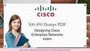 Cisco 500-490 Certification Free Sample Question Answers