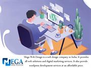 Mega Web Design Has Professional WordPress Developers For You Service