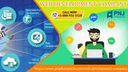 Get Most-Trusted Web Development Company by PNJ Sharptech