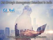 Best Strategic Management Consultant