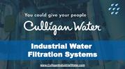 Culligan Industrial Water Filtration