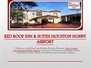 RED ROOF INN & SUITES HOUSTON HOBBY AIRPORT