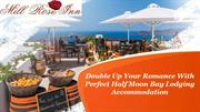 Double Up Your Romance With Perfect Half Moon Bay Lodging Accommodatio