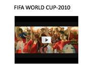 FIFA World CUP-2010