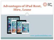 Rent iPads for Events | iPad Rental | Rent iPads Dubai