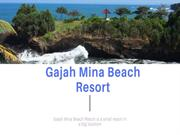 The Best Resort in Gajah Mina! | Book to avail attractive offers!