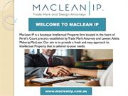 Best IP Boutique Firms in Australia - Maclean IP
