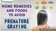 Best Home Remedies For Premature Grey Hair