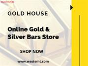 Best Place to Buy Gold Bars Online at Affordable Price