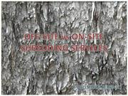 Off-site & On-site Shredding Services