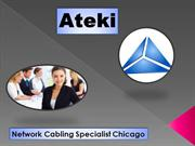 Network Cabling Specialist Chicago - Ateki