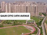 Ready to move in property Gaur City 14th Avenue