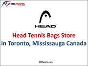 Head Tennis Bags Store in Toronto, Mississauga Canada - ATR Sports