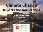 Truro | Climate Change Adaptation