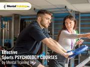 Effective Sports Psychology courses by Mental Training Inc.