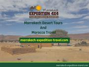Budget tour package Morocco | marrakech-expedition-travel