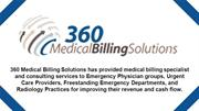 California Emergency Physicians Billing Services - 360 Medical Billing