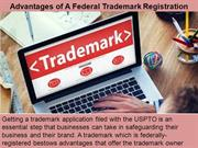 Advantages of A Federal Trademark Registration