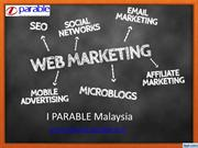 Digital Marketing and online Marketing in Malaysia| I parable