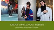 Jordan Vogt Roberts Director Co-Founder of Detroit Creativity Project