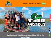 Fort Lauderdale Everglades Tour