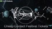 Cheapest Contact Festival Tickets