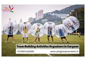 Corporate Team Building Activities Company in India