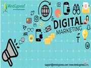 Digital Marketing Certification Course (MindCypress) Is digital market