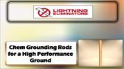 Chem Grounding Rods for a High Performance Ground