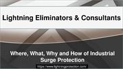 Where, What, Why and How of Industrial Surge Protection