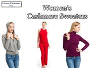 Must-Know Facts about Women's Cashmere Sweaters  Know-before you buy