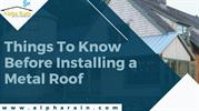 Are You Planning For Installing A Roof Ventilation System?