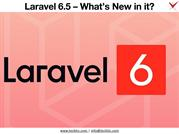 Laravel 6.5 – What's New in it?