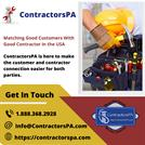 Matching Good Customers With Good Contractors in the USA (1)