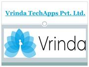 VrindaTech is Best App Development Company in India