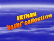 Vietnam Ao Dai Collection