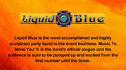 Famous Bands From Los Angeles - Liquid Blue