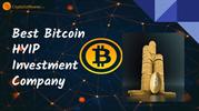 Best Bitcoin HYIP Investment Company