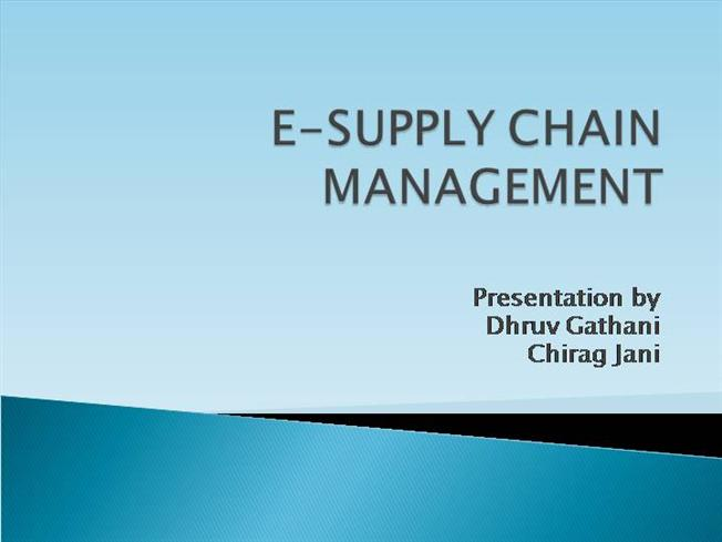 amul case study supply chain management ppt