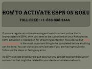 Espn Activation support | espn activation | espn.com/activate